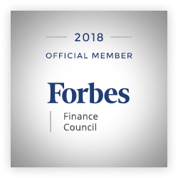 2018 Official Member: Forbes Finance Council